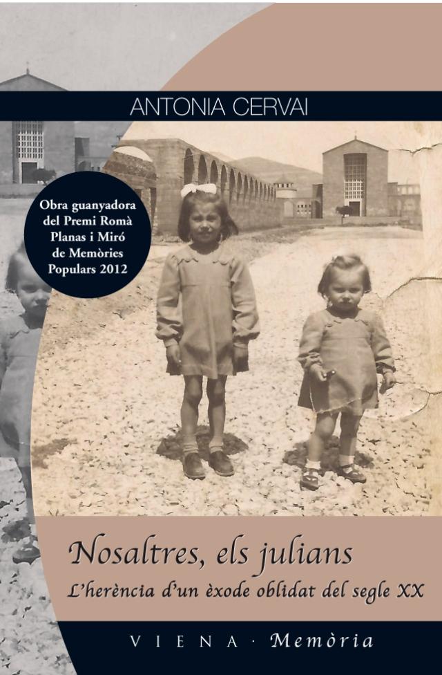 COBERTA NOSALTRES,ELS JULIANS